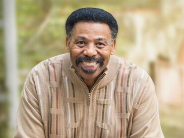 Tony Evans, one of the most effective preachers of our time