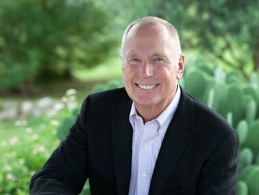 Max Lucado, a well-known Christian author