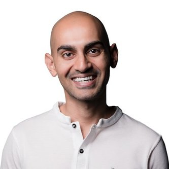 An image of Neil Patel, a driving force in content marketing and SEO.