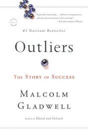 Malcolm Gladwell's bestseller,