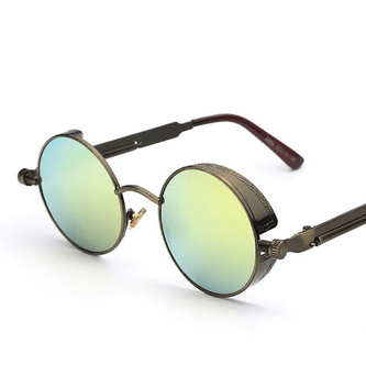 The Solstice steampunk sunglasses.