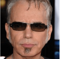 Billy Bob Thornton with a soul patch.