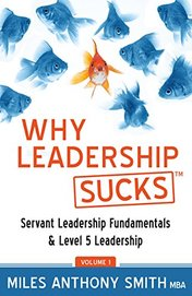 Miles Anthony Smith's leadership book,
