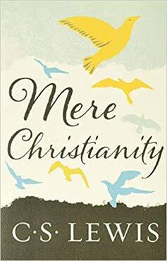 C. S. Lewis' Mere Christianity front cover