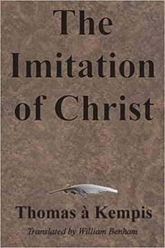 The Imitation of Christ, a bestselling book by Thomas a Kempis