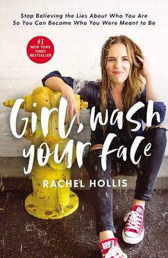 The front cover of Girl, Wash Your Face