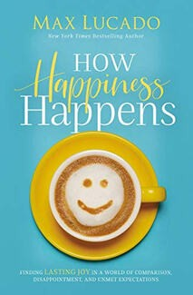 How Happiness Happens' book cover