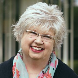 Liz Curtis Higgs, a best-selling Christian author